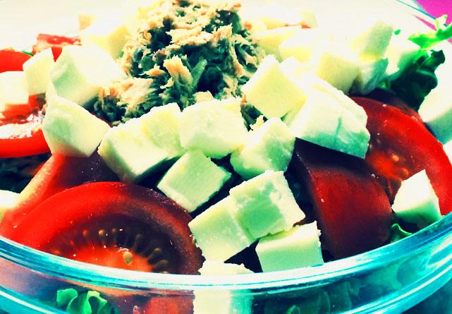 insalata milano